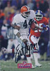 #6 Earnest Byner 1992 Pro Line Profiles Autographs