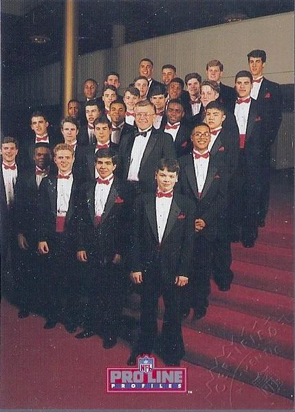 #7 Joe Gibbs 1992 Pro Line Profiles Autographs