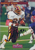 #1 Earnest Byner 1992 Pro Line Profiles Autographs