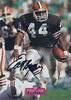 #3 Earnest Byner 1992 Pro Line Profiles Autographs
