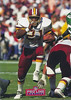 #8 Earnest Byner 1992 Pro Line Profiles National Convention