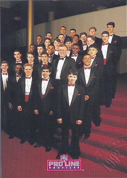 #7 Joe Gibbs 1992 Pro Line Profiles National Convention