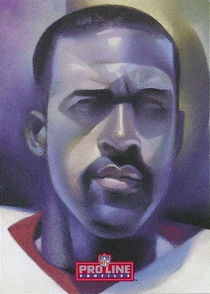 1992 ProLine Profiles Art Monk