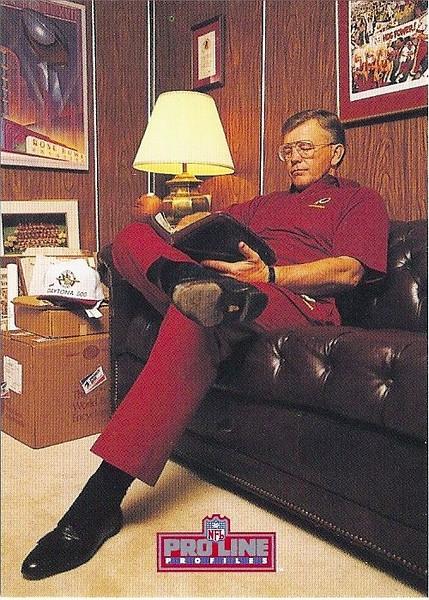 1992 ProLine Profiles Joe Gibbs