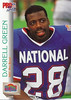 Darrell Green  Pro Bowl 1992 Pro Set
