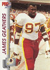 James Geathers 1992 Pro Set