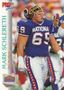 Mark Schlereth Pro Bowl 1992 Pro Set