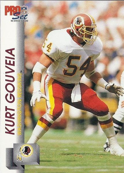 Kurt Gouveia 1992 Pro Set