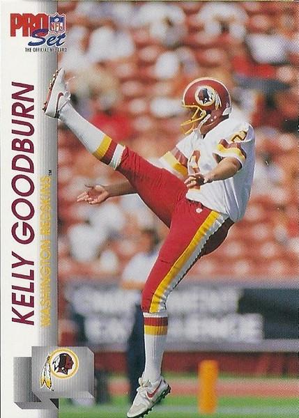 Kelly Goodburn 1992 Pro Set