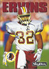 Ricky Ervins 1992 SkyBox Impact