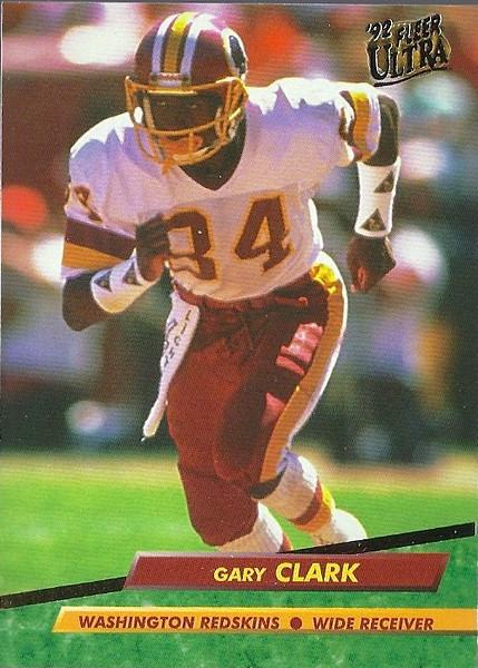 Gary Clark 1992 Ultra