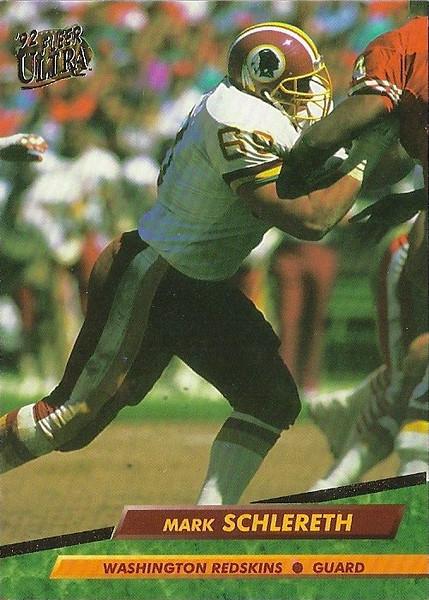 Mark Schlereth 1992 Ultra