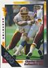 Charles Mann 1992 Wild Card 100 Stripe