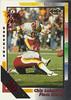 Chip Lohmiller 1992 Wild Card 20 Stripe