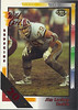 Jim Lachey 1992 Wild Card 20 Stripe