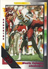 Monte Coleman 1992 Wild Card 20 Stripe