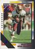 Gary Clark 1992 Wild Card 5 Stripe