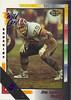 Jim Lachey 1992 Wild Card 5 Stripe