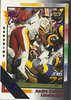 Andre Collins 1992 Wild Card 5 Stripe