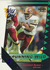 Earnest Byner 1992 Wild Card 5 Stripe