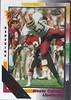 Monte Coleman 1992 Wild Card 50 Stripe