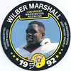 1992 King B Discs Wilber Marshall