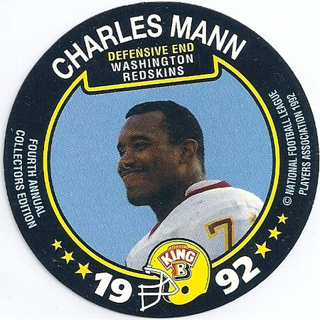 1992 King B Discs Charles Mann