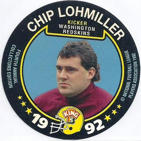 1992 King B Discs Chip Lohmiller
