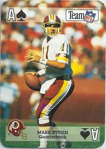 1992 Sports Deck Mark Rypien