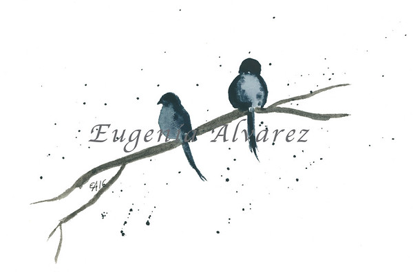 Gray Birds Watercolor Painting Art Print Fine Art Print from Watercolor Painting Bird Print Painting Art Mminimalist Wall Art Bird Watercolor Painting Art Print Fine Art Print from Watercolor Painting Bird Print Painting Art Minimalist Wall Art