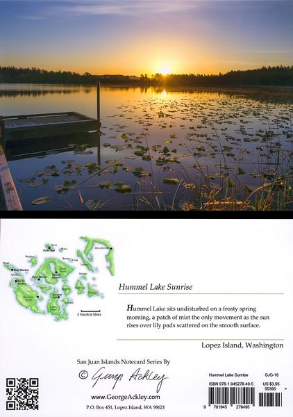 Hummel Lake Sunrise