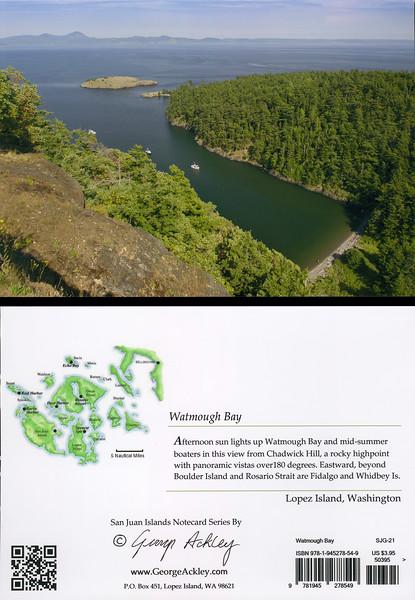 Watmough Bay