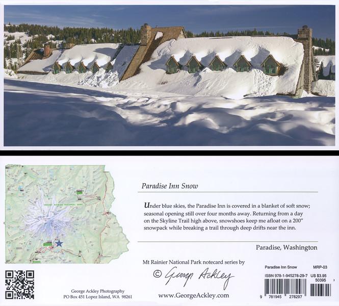 Paradise Inn Snow
