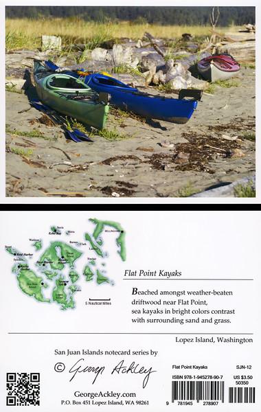 Flat Point Kayakes