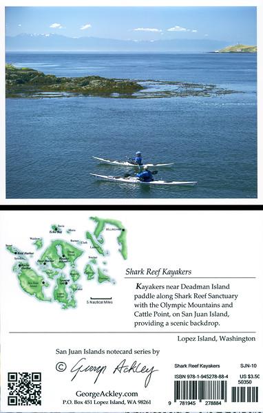 Shark Reef Kayakers