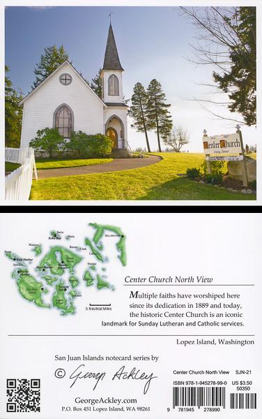 Center Church North View