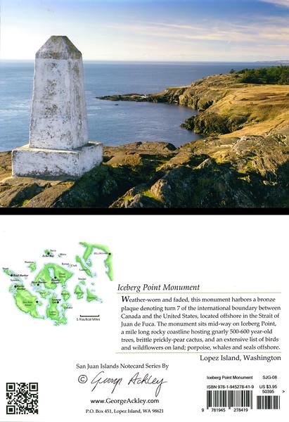 Iceberg Point Monument