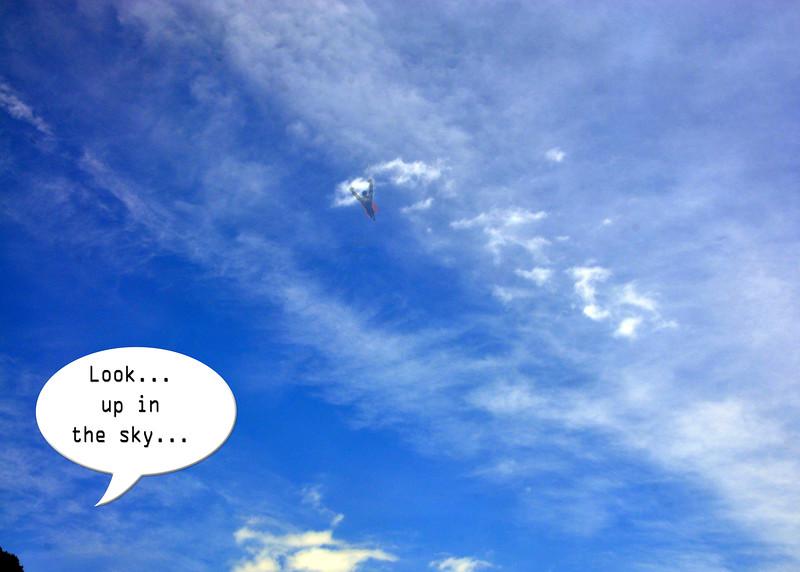 sky superman