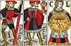 Spanish playing cards c.1500