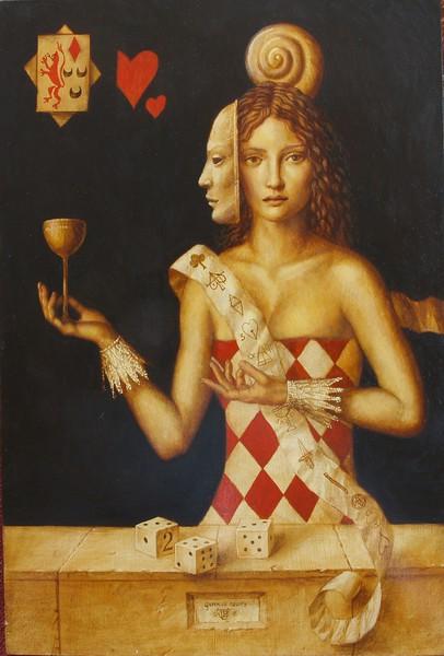 Queen of Hearts by Jake Baddeley