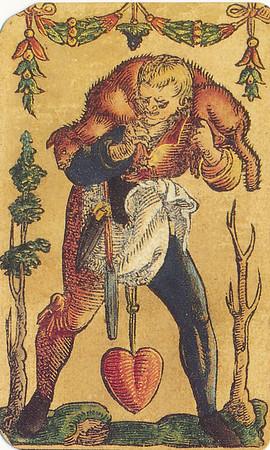 Das Flötner'sche Kartenspiel