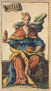 Minchiate Fiorentine 'Etruria' 1725