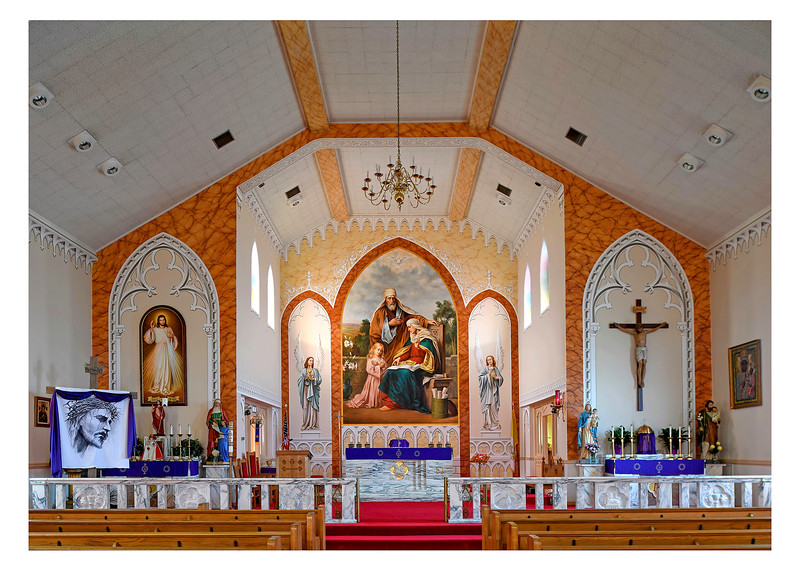 Saint. Ann Catholic Church