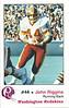 John Riggins 1982 Redskins Police