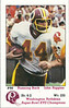 John Riggins 1983 Redskins Police