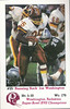 Joe Washington 1983 Redskins Police
