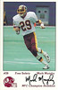 Mark Murphy 1984 Redskins Police
