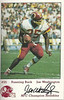 Joe Washington 1984 Redskins Police