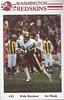 Art Monk 1985 Redskins Police Card