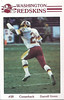 Darrell Green 1985 Redskins Police Card